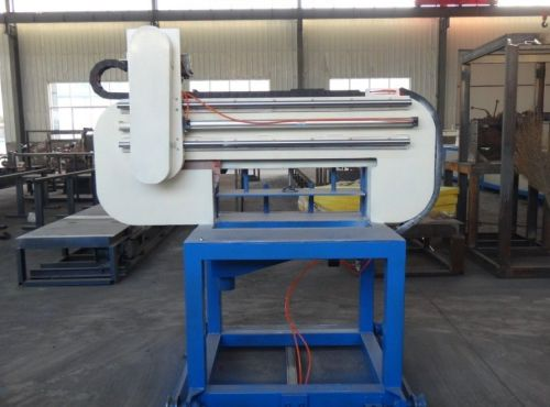 玻璃钢自动切割机