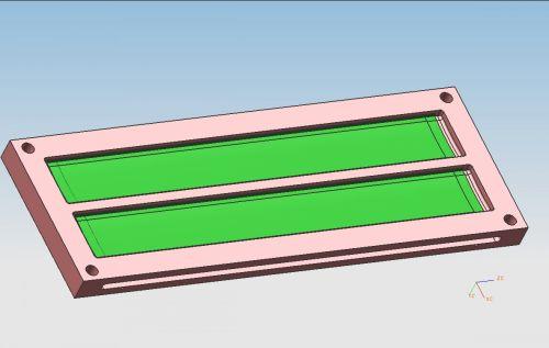 玻璃钢模具设计