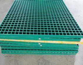 食品厂玻璃钢格栅板