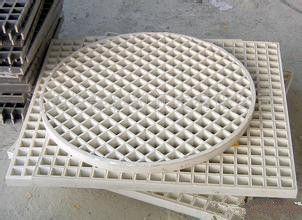 纺织厂用玻璃钢格栅板