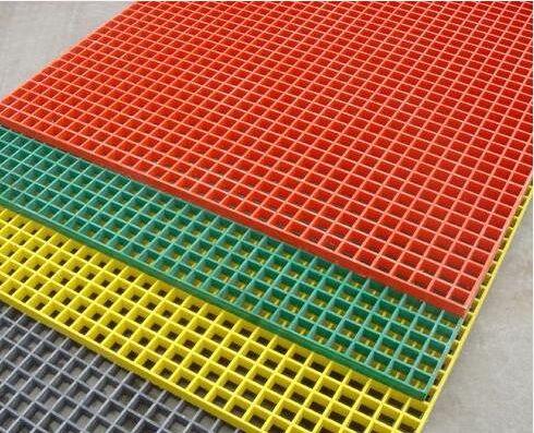 污水处理玻璃钢格栅板