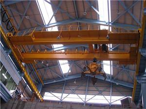 LH型式电动葫芦桥式起重机