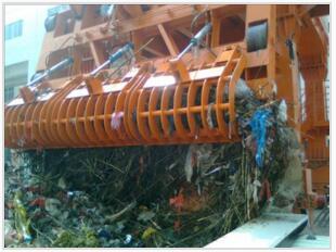 大型移动式清污机