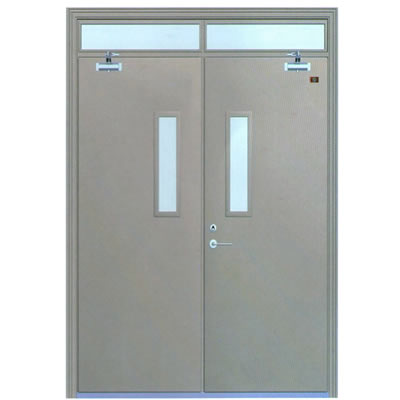 【精华】优质的钢质防火门 建筑防火门重要意义