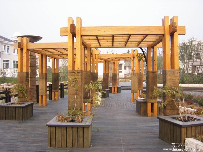 贵州芬兰木花架