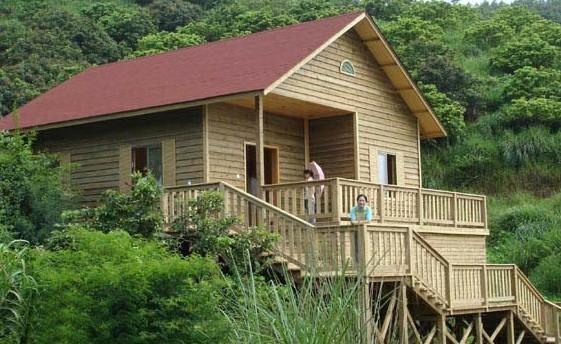贵阳防腐木房屋