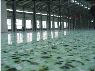 地坪硬化施工