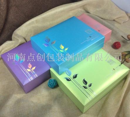 精美小方盒系列包装盒