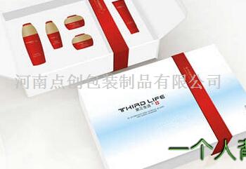 名牌化妆品包装新概念-优美、清爽
