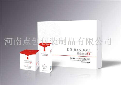 【技巧】化妆品通用盒出彩设计 日化包装盒设计配色