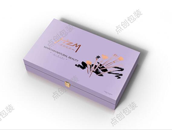 专业化妆品包装盒厂家