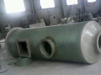 【原创】玻璃钢脱硫塔在锅炉中应用是什么 玻璃钢脱硫塔施工需要采取防护措施
