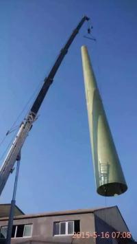 【方法】玻璃钢脱硫塔有哪些特点 玻璃钢脱硫塔施工采取哪些防护措施