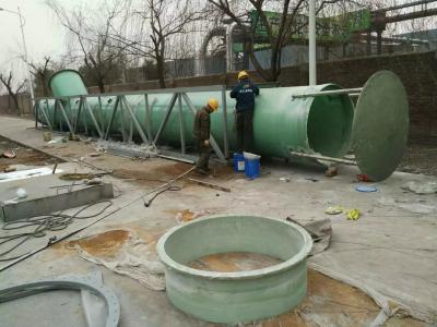 玻璃钢烟囱生产厂家