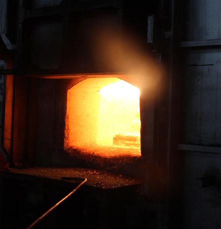 天然气加热炉
