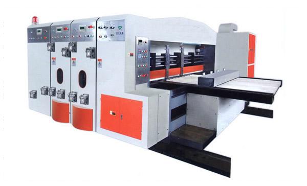 高速印刷開槽機