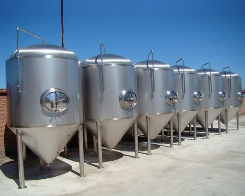 内蒙古石家庄生物发酵罐