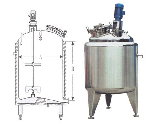 内蒙古小型发酵罐