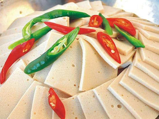 千页豆腐价格