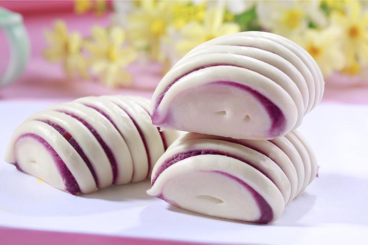 紫薯千丝卷