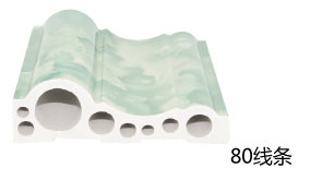 80 UV marble stone line