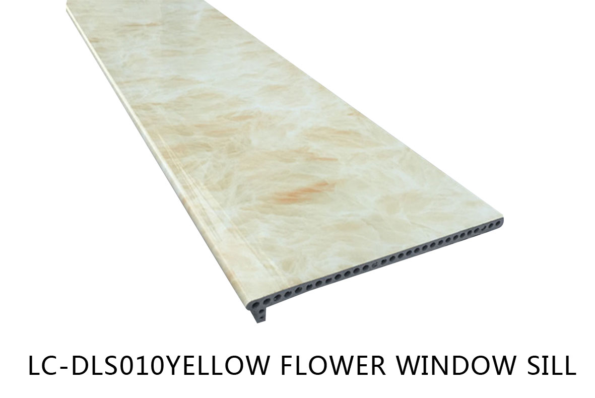 LC-DLS010YELLOW FLOWER WINDOW SILL