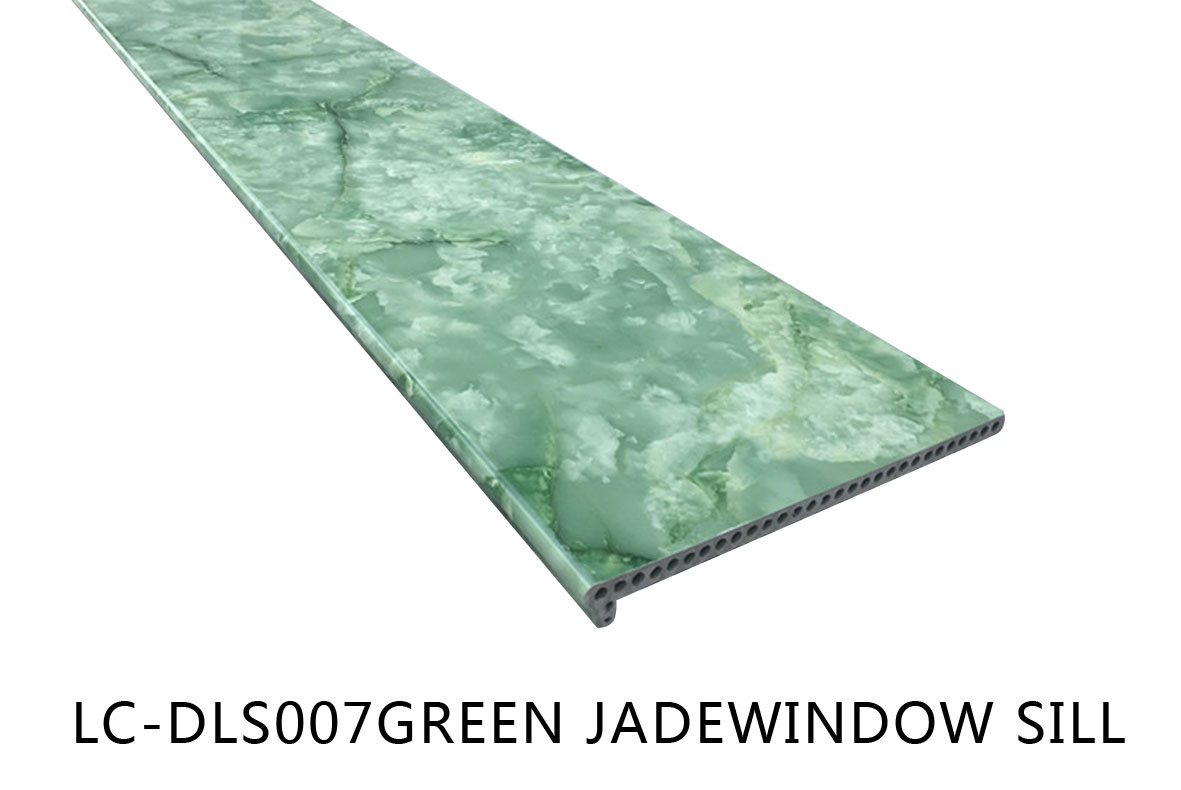 LC-DLS007GREEN JADE  WINDOW SILL