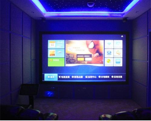 惠州智能家庭影院