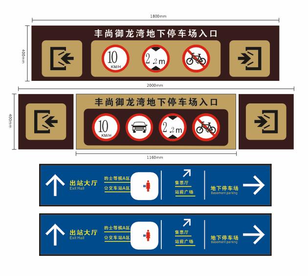 安全设施标识牌
