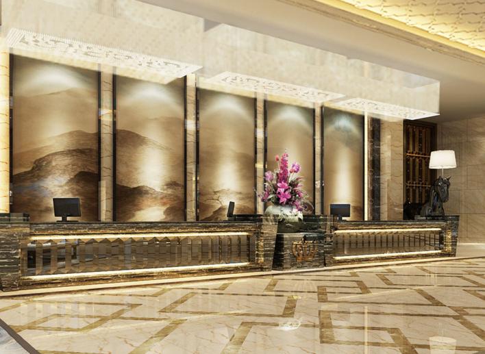 荊州英皇國際酒店標識方案