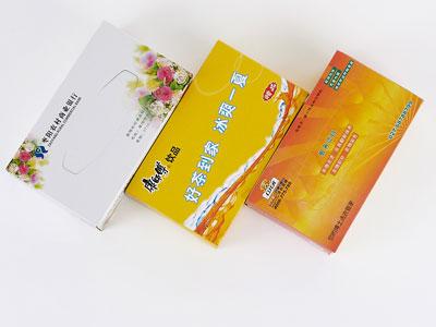 武汉盒装纸巾