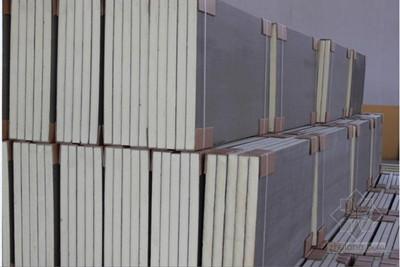 武汉石墨聚苯板EPS聚苯板制成的方法介绍 提醒大家岩棉板的施工注意事宜