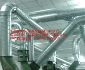风管安装工程