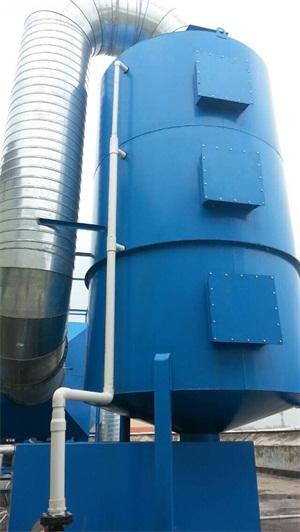 湿式烟气脱硫除尘器