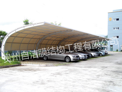 膜结构停车棚厂家