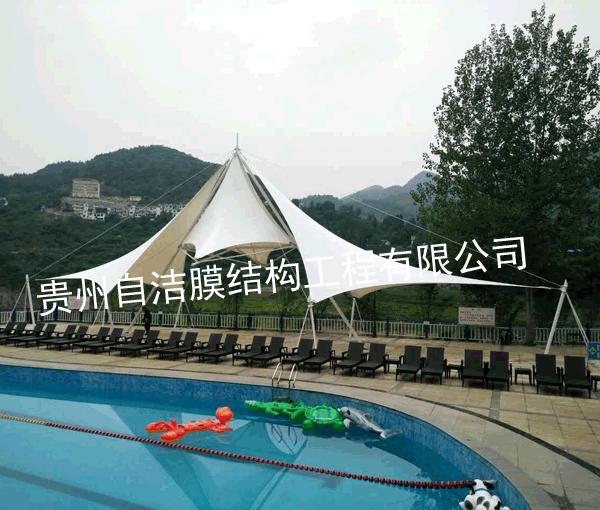 黔贵六广温泉景观棚