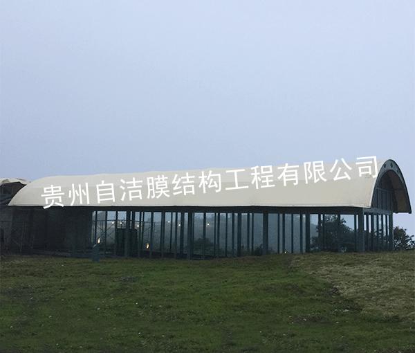 贵州蔬菜棚膜结构