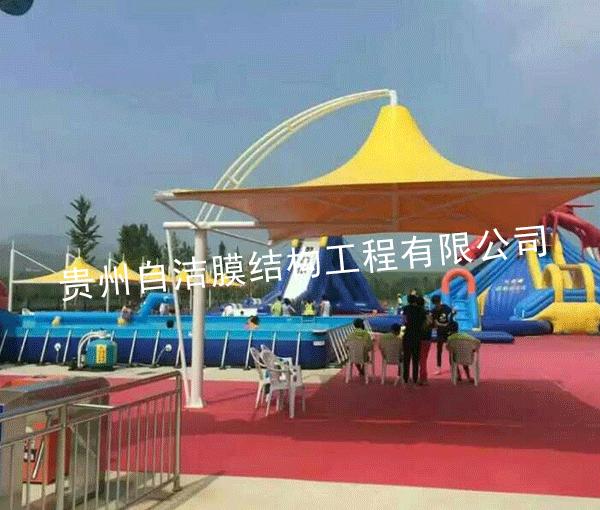 贵州膜结构景观