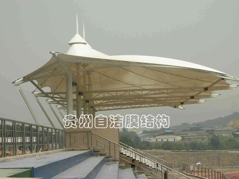 贵州膜结构主席台厂家