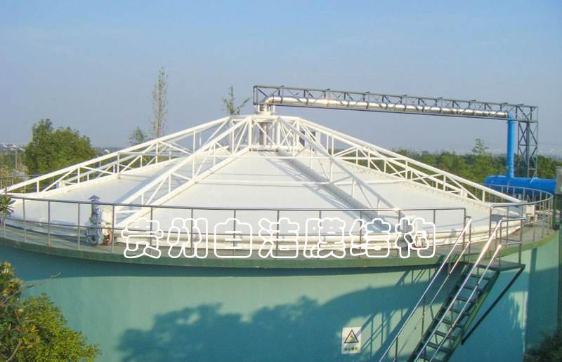 贵州污水膜结构