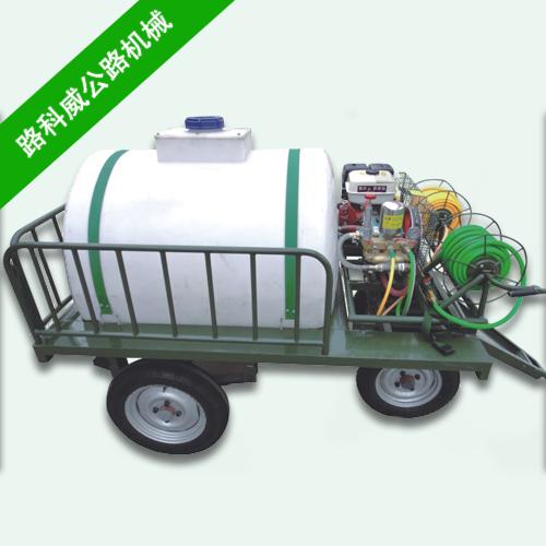 高压拖车式喷雾机
