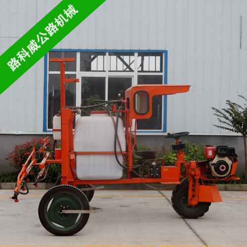 自走式旱田作物喷杆喷雾机