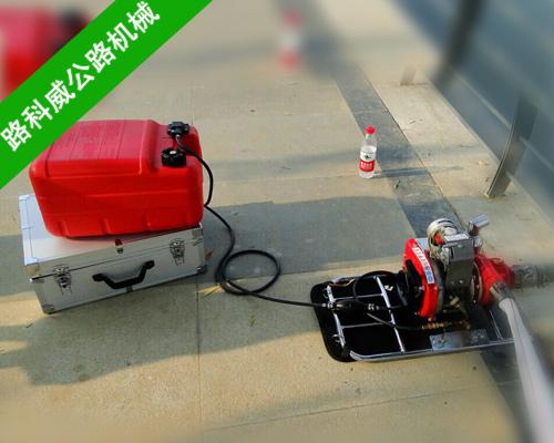 便携式森防水泵