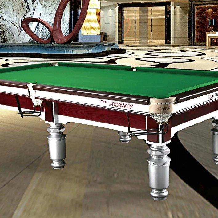 爱派森台球桌AIS002-9(中式八球)