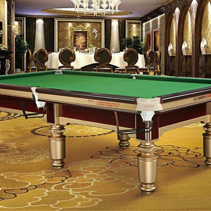 爱派森台球桌AIS003-9(中式八球)