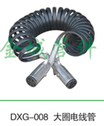 大圈电线管