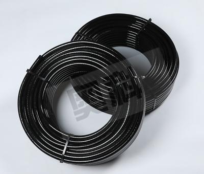 黑色双层树脂管