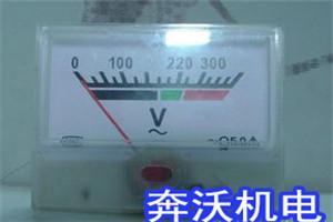 电池电压表
