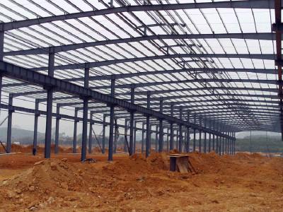鋼結構厂房