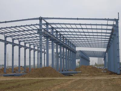 貴陽鋼結構廠房